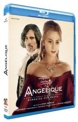 Angelique - Blu Ray