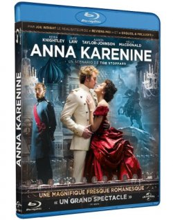 Anna Karenine - Blu Ray