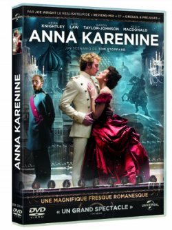 Anna Karenine - DVD
