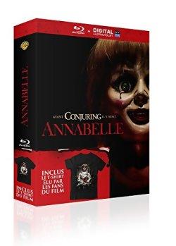 Annabelle - Blu Ray