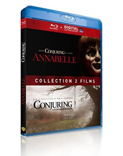 Annabelle + Conjuring - Blu Ray