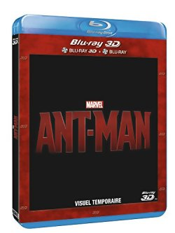 Ant-Man - Blu Ray 3D