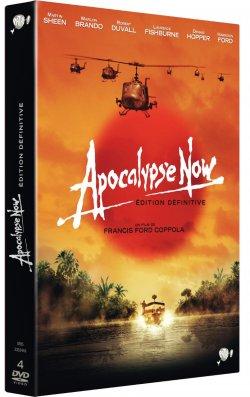 Apocalypse Now : Coffret 4 DVD