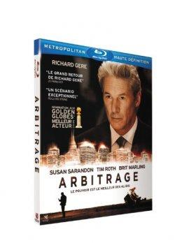 Arbitrage - Blu Ray