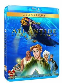 Atlantide, l'empire perdu - Blu Ray