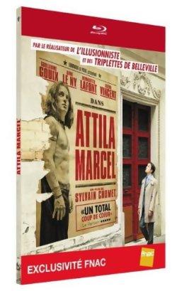 Attila Marcel - Blu Ray