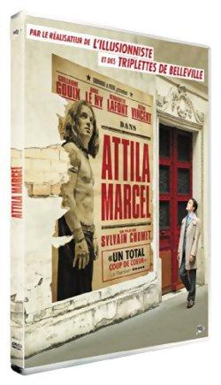 Attila Marcel - DVD