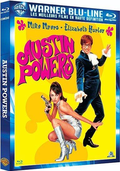 Test Blu Ray Test Blu Ray Austin Powers