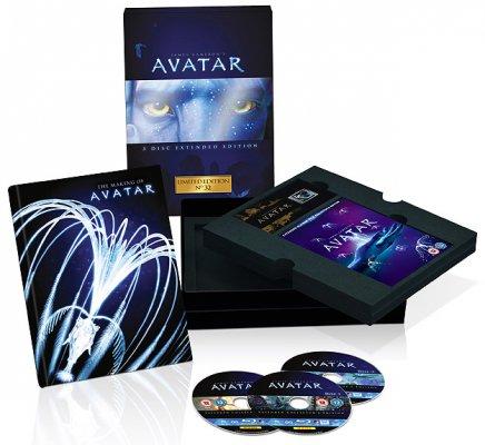 Tout sur l'édition collector 3 Blu-Ray d'Avatar