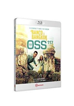 Banco à Bangkok pour OSS 117 - Blu ray