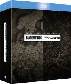 Band of Brothers + The Pacific - Blu ray