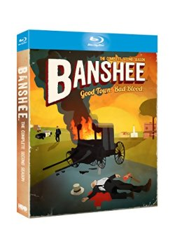 Banshee Saison 2 - Blu Ray