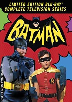 Batman: La série des années 1960 - Blu Ray