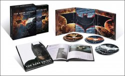 Batman : la trilogie Christopher Nolan - Blu Ray