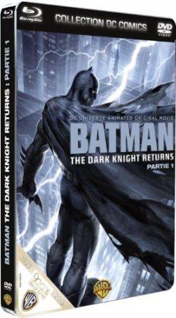 Batman : The Dark Knight Returns Partie 1 - Blu Ray