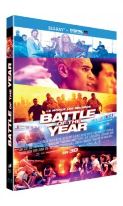 Battle of the Year - Blu Ray