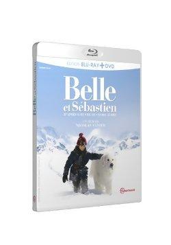 Belle et Sebastien - Blu Ray