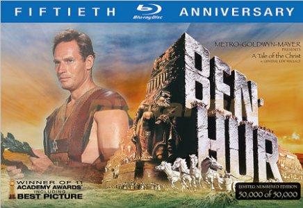 Ben-Hur arrive en Blu-Ray