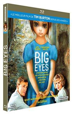 Big Eyes - Blu Ray