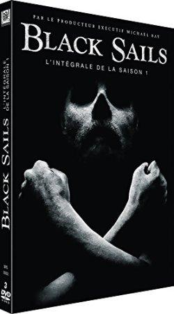 Black Sails saison 1 - DVD