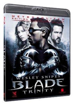 Blade 3 : Trinity - Blu Ray