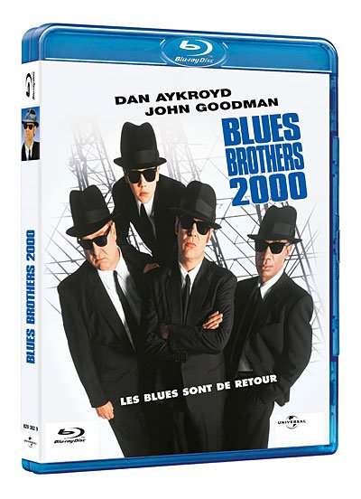 Test Blu Ray Test Blu Ray Blues Brothers 2000