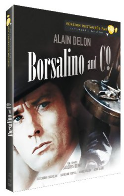 Borsalino et co - Blu Ray