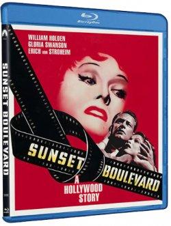 Boulevard du crépuscule - Blu Ray (Import)