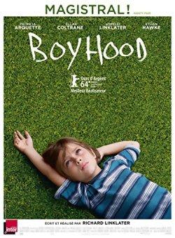 Boyhood - Blu Ray