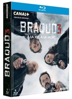 Braquo Saison 3 - Blu Ray