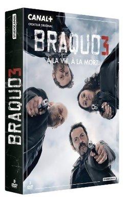 Braquo Saison 3 - DVD