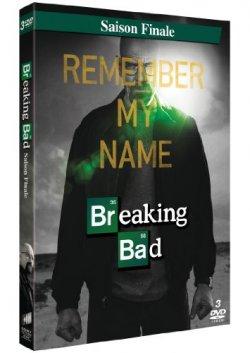 Breaking Bad - Saison finale DVD