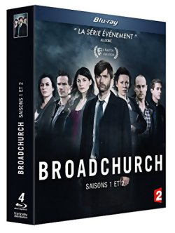 Broadchurch saison 1 et 2 - Blu Ray