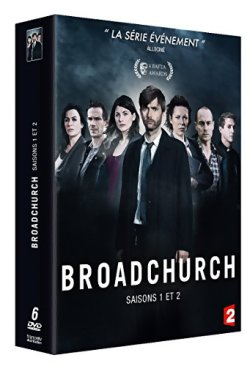 Broadchurch saison 1 et 2 - DVD
