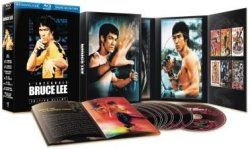 Bruce Lee - Coffret 8 films Blu-ray