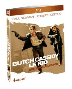 Butch cassidy et le kid - Blu Ray