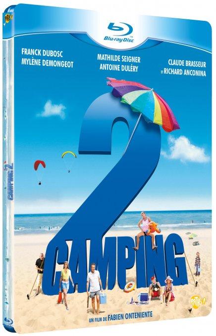 Test du Blu-Ray Test du Blu-Ray Camping 2