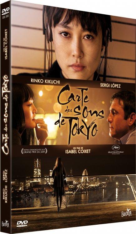 Test DVD Test DVD Carte des sons de Tokyo