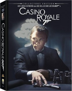 Casino Royale Collector 3 DVD