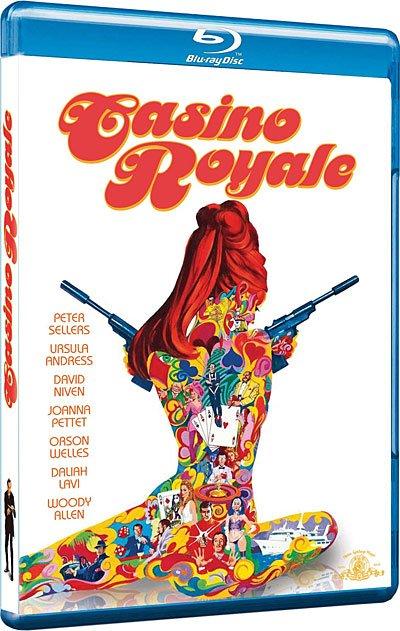 Test Blu-ray Test Blu-ray Casino Royale