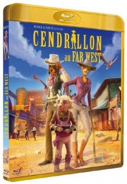 Cendrillon au Far West [Blu-ray]