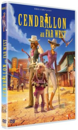 Cendrillon au Far West DVD