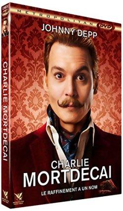 Charlie Mortdecai - DVD