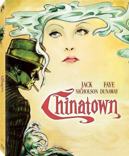 Chinatown de Polanski en Blu Ray