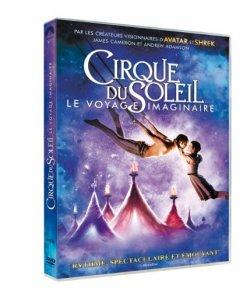 Cirque du Soleil : Worlds Away - DVD
