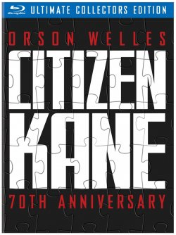 Citizen Kane - 70th Anniversary Ultimate Collector's Edition