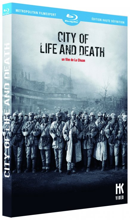 Tout sur les DVD et Blu-ray de City of Life and Death, un film de Lu Chuan