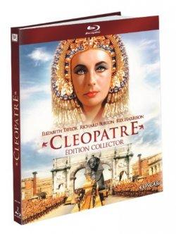 Cléopâtre Blu Ray