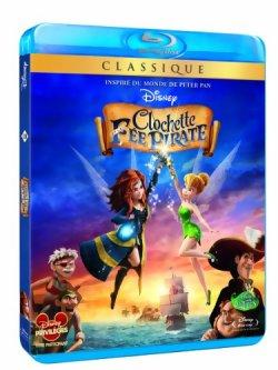 Clochette et la fée Pirate - Blu Ray