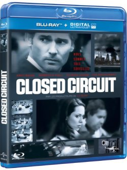 Closed Circuit - Blu Ray